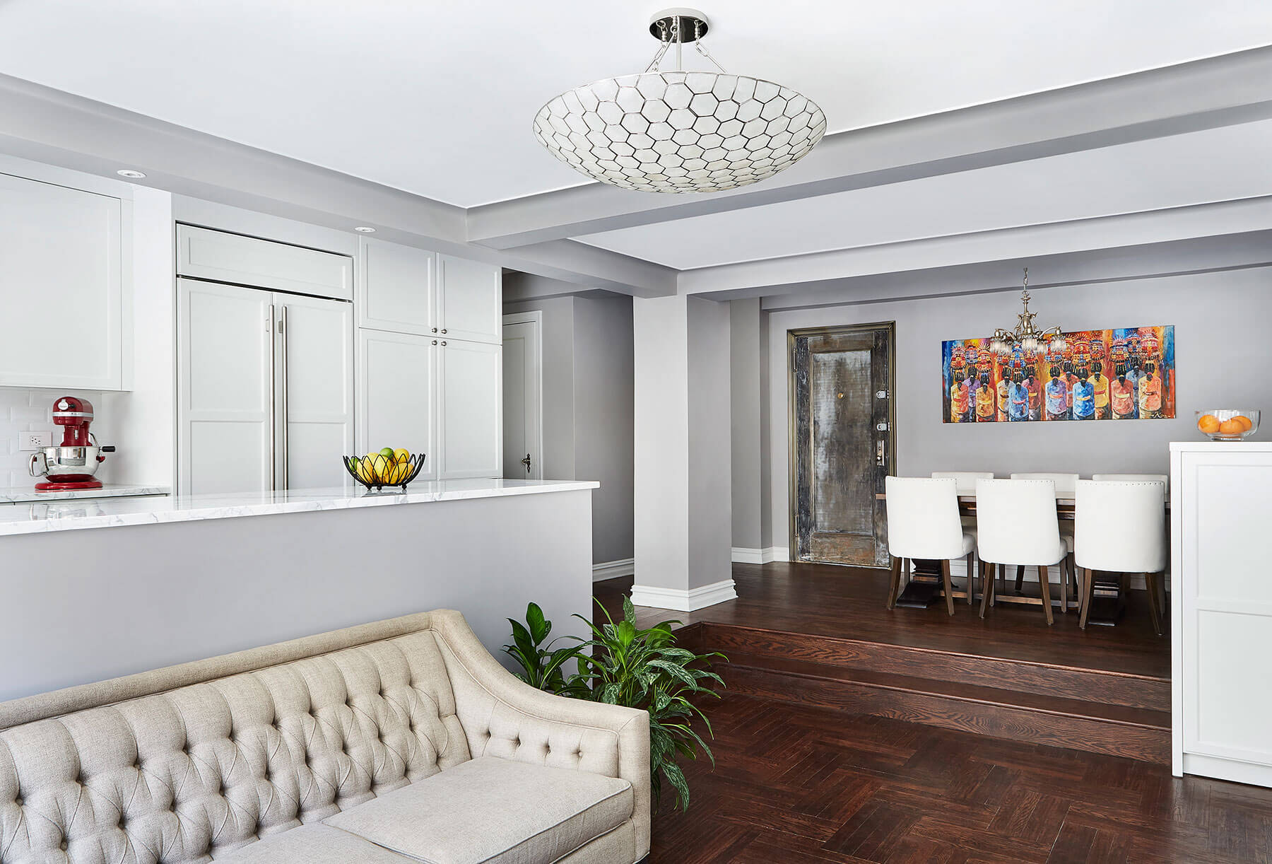 UWS Full Renovation – Crafted Interiors