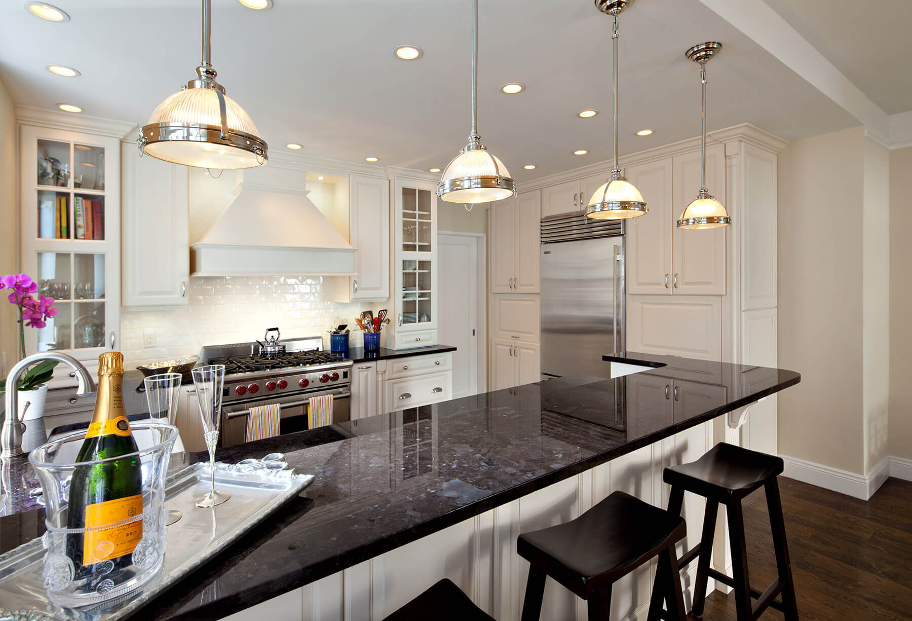 Kitchen Remodeling and Renovations – Crafted Interiors