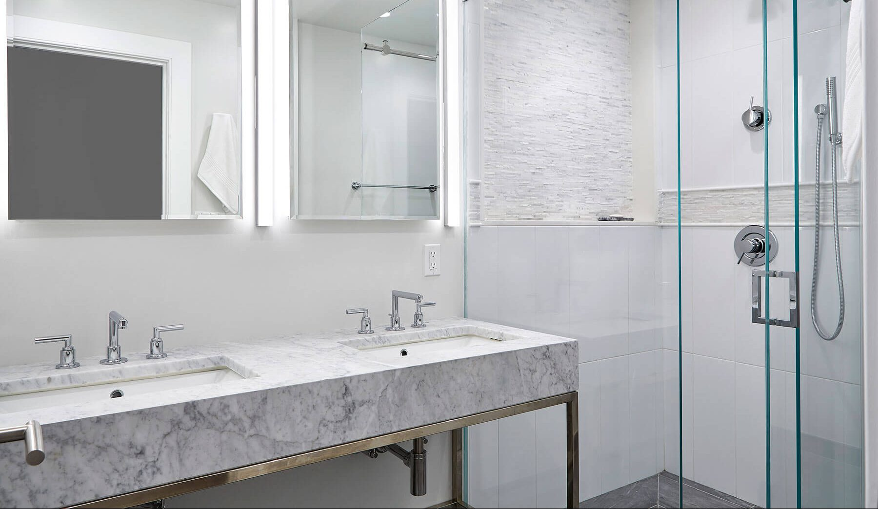 Bathroom Remodeling and Renovations – Crafted Interiors